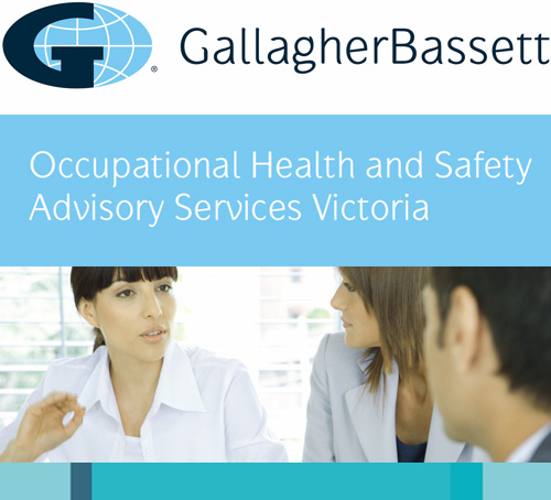 Gallagher Bassett Services Pty Ltd. Occupational Health and Safety Advisory Services Victoria