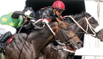ALBORAN SEA – Rosemont bred filly (rails) win the G1 Cape Flying Championship