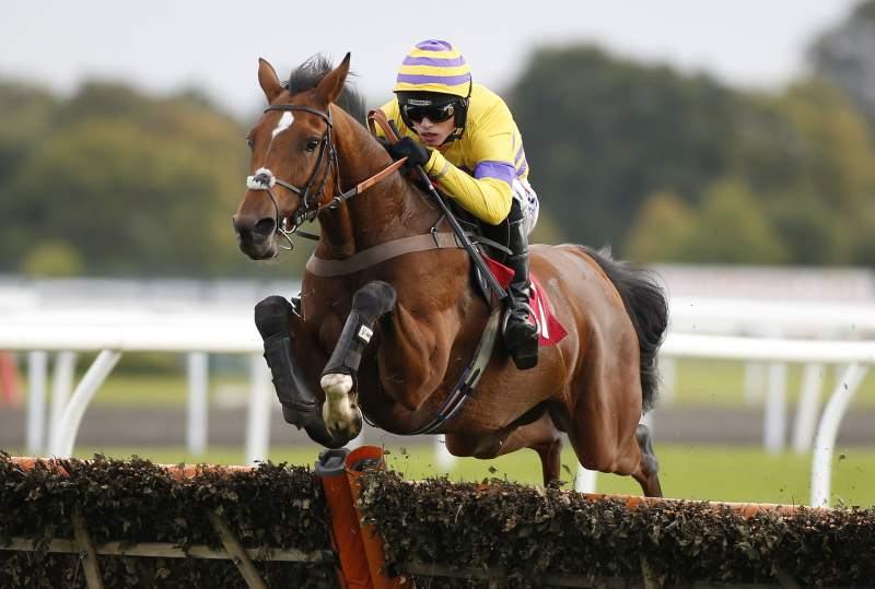 Cliffs of Dover wins Listed race at Wetherby