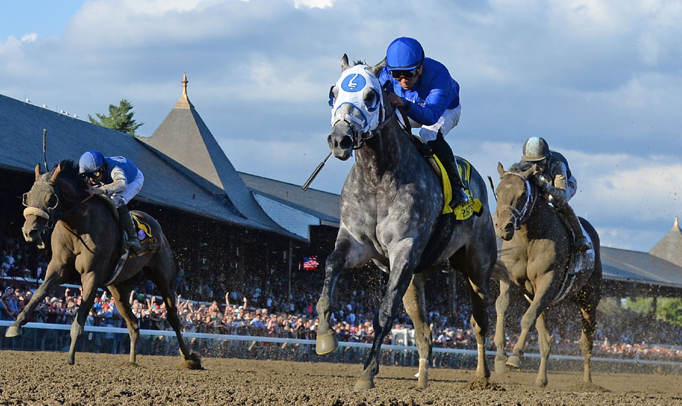Frosted (file pic- racing2)