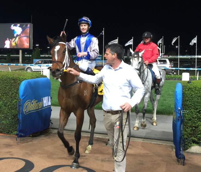 Take Pride returns to winners stall at Moonee Valley